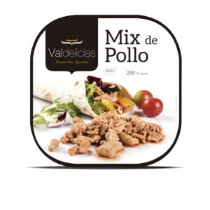 Mix de pollo