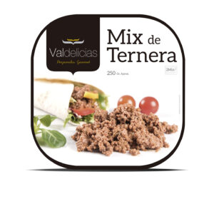Mix de ternera