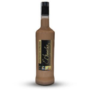 Crema de Cerezas con Chocolate artesana