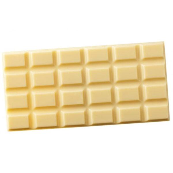 Chocolate blanco artesano