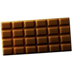 Chocolate con leche artesano